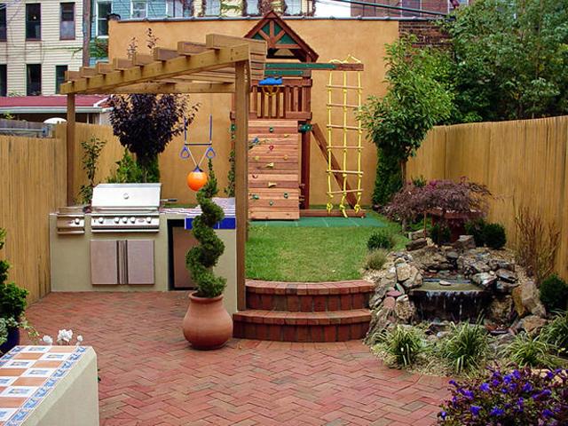 Garden Design: Garden Design With Nice Backyards Design Design And