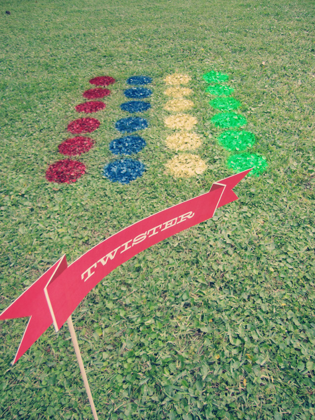 backyard game twister how to