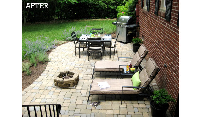 young house love backyard makeover after