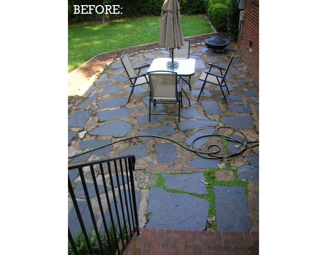 young house love backyard makeover before