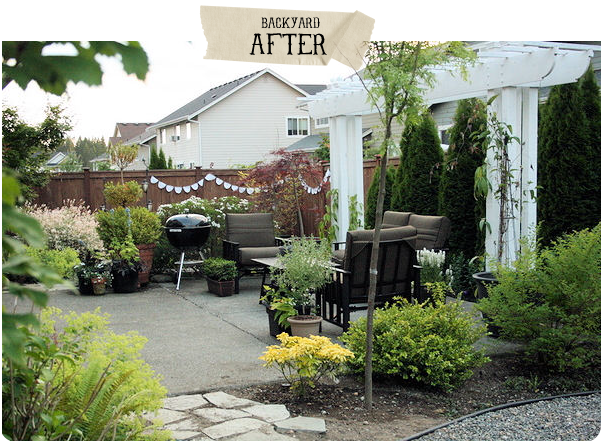 jones design company - backyard makeover