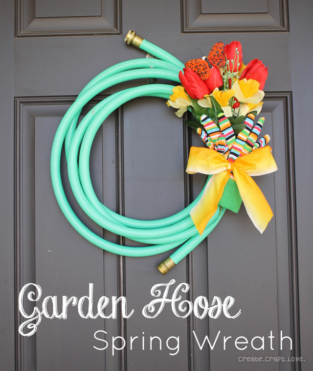 hose-wreath