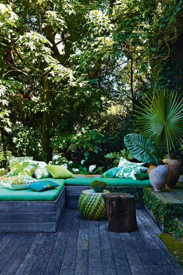 Tropical Oasis Willard And May Outdoor Living Blog