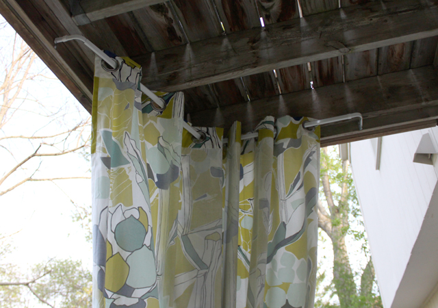 Door Curtains cheap outdoor curtains : Trend: Outdoor Curtains | Willard and May Outdoor Living Blog