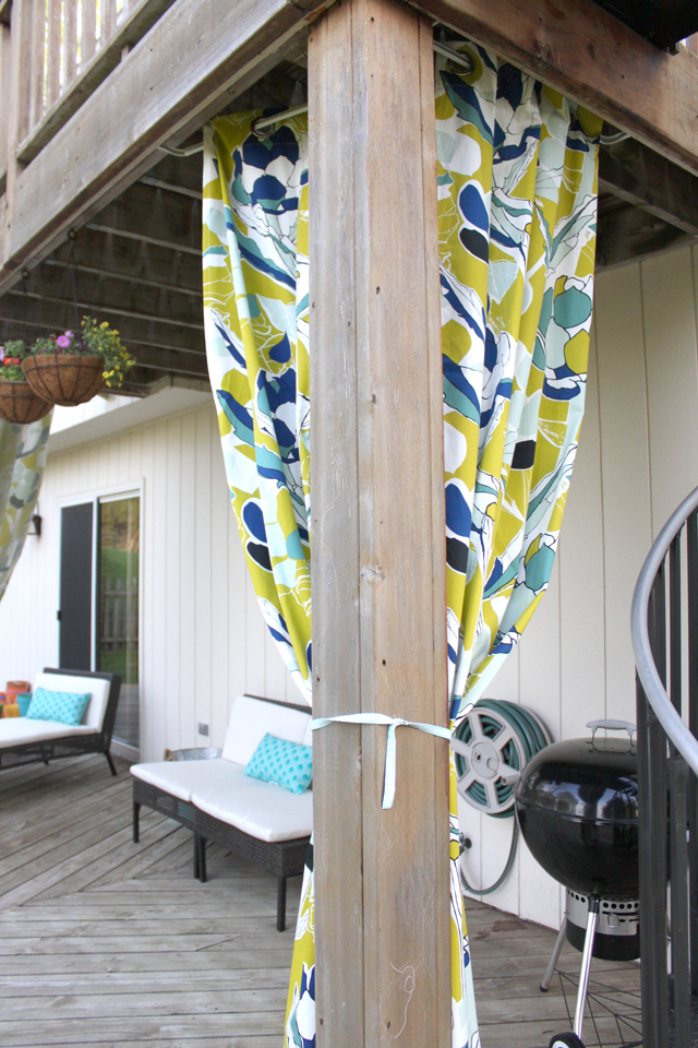 Trend: Outdoor Curtains | Willard and May Outdoor Living Blog